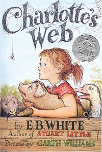 Charlotte's Web cover from Wikipedia